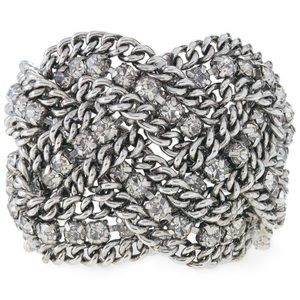 Stella & Dot - Petra Braided Bracelet